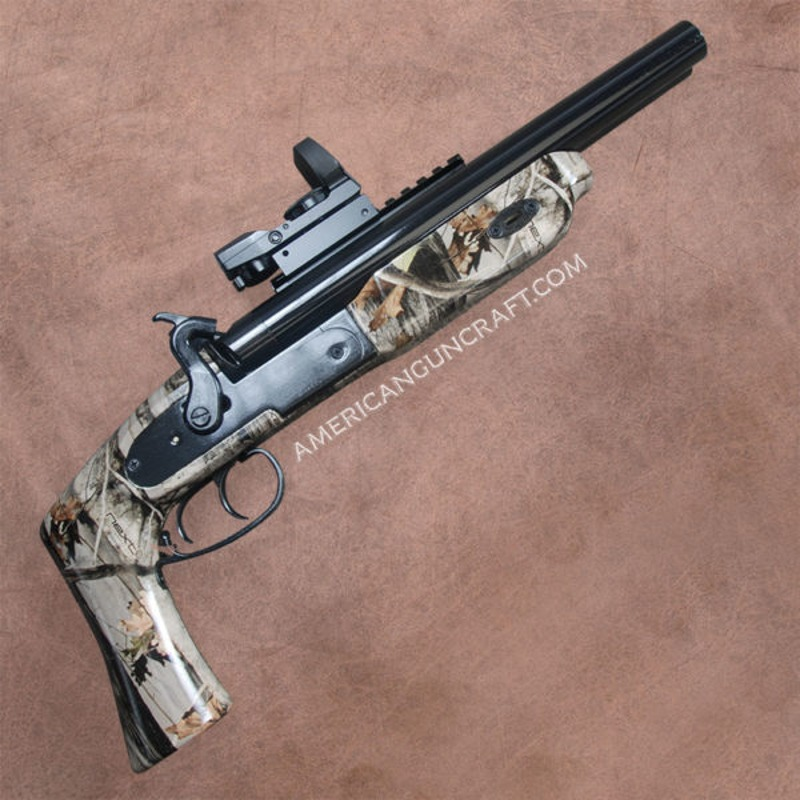 AGC Wrath pistol