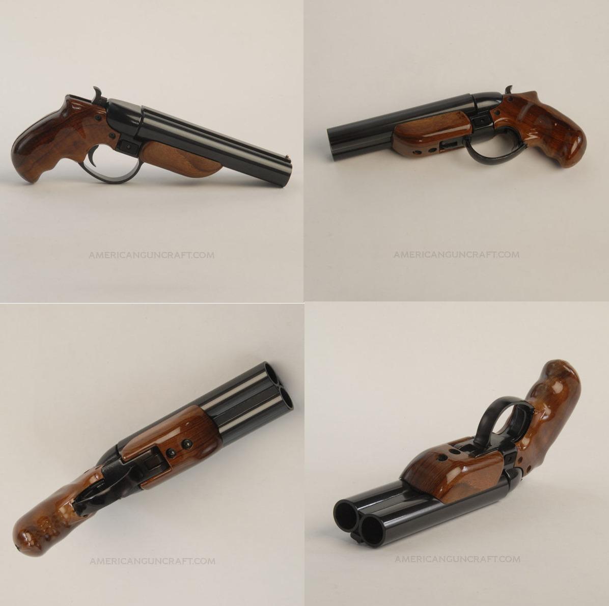 AGC American Gun Crafter Diabolo pistol