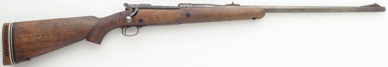 Wally Johnson Winchester Model70 pre64