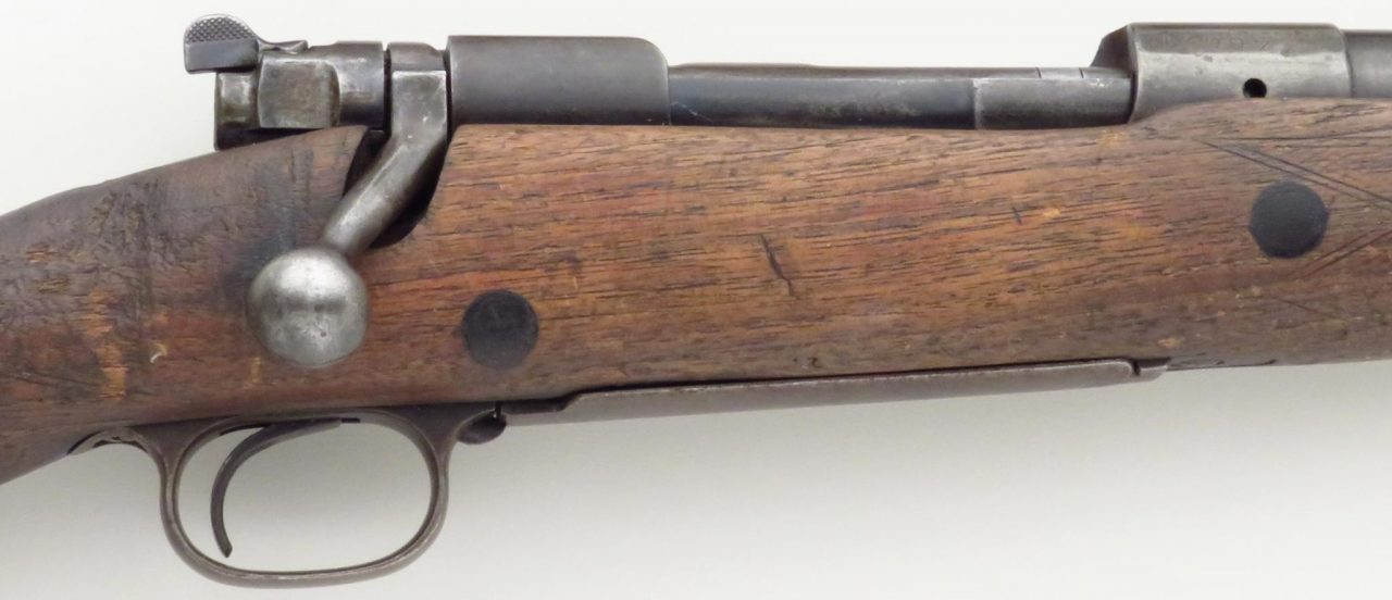 Winchester Model70 Wally Johnson