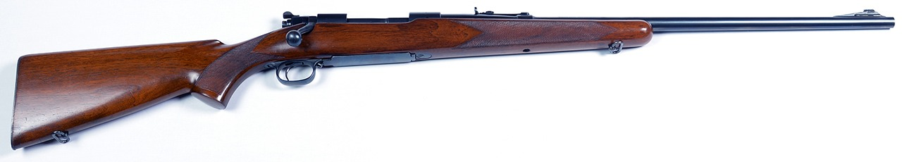 Pre-64 Winchester Model 70 Serial Numbers 1 and 2