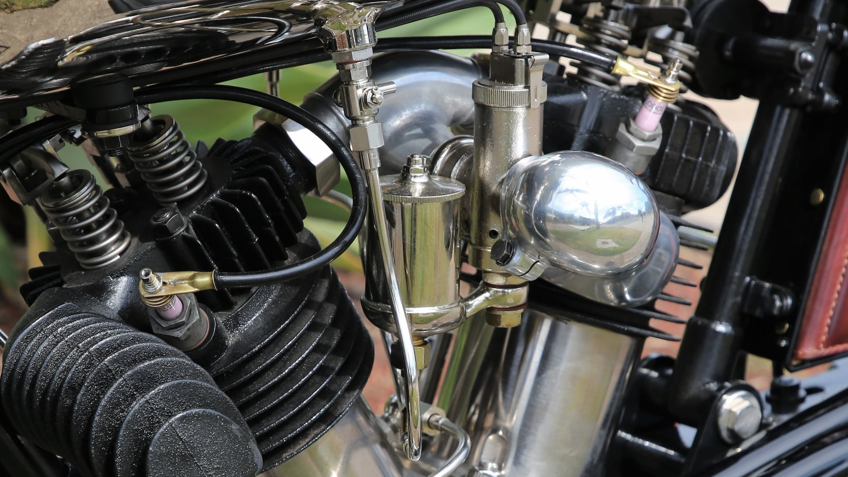 JAP engine Brough Superior
