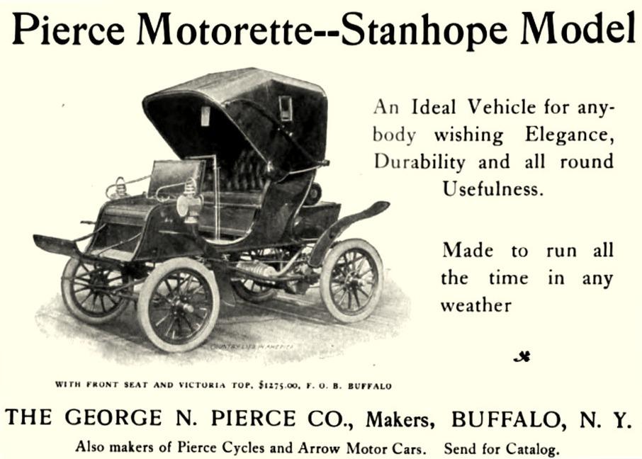 Pierce Arrow Motorette