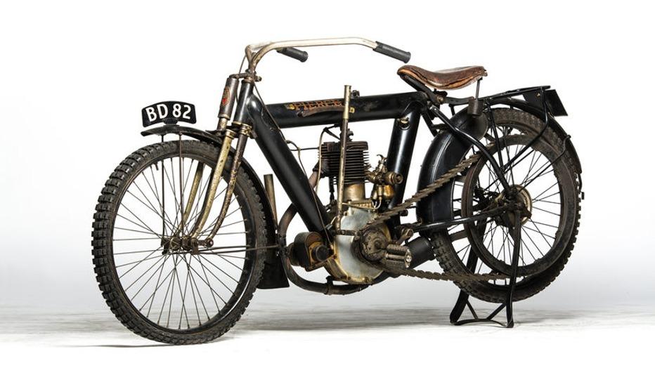 Pierce Arrow Single motorcycle
