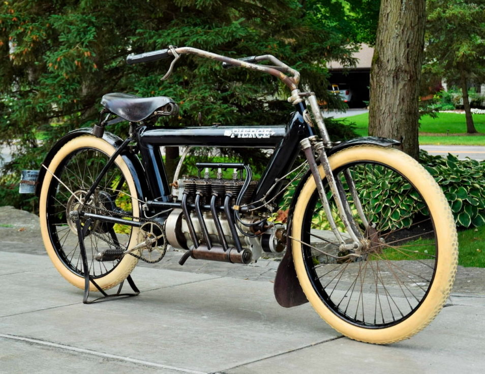 Pierce Arrow Four Motorcycle