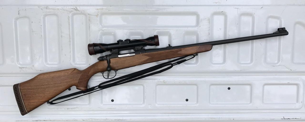 BRNO ZKK601 Zeiss riflescope