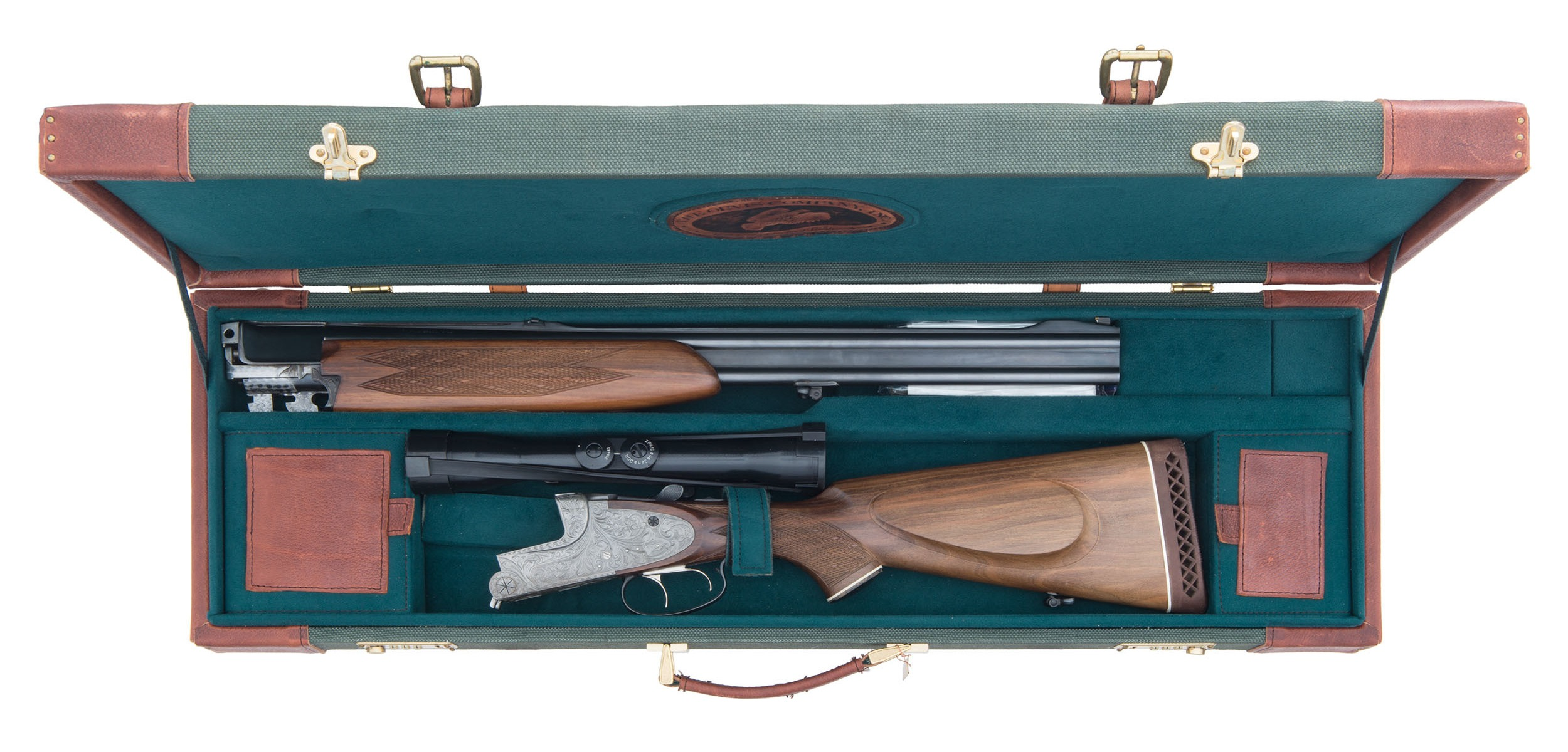 BRNO Super cased rifle set