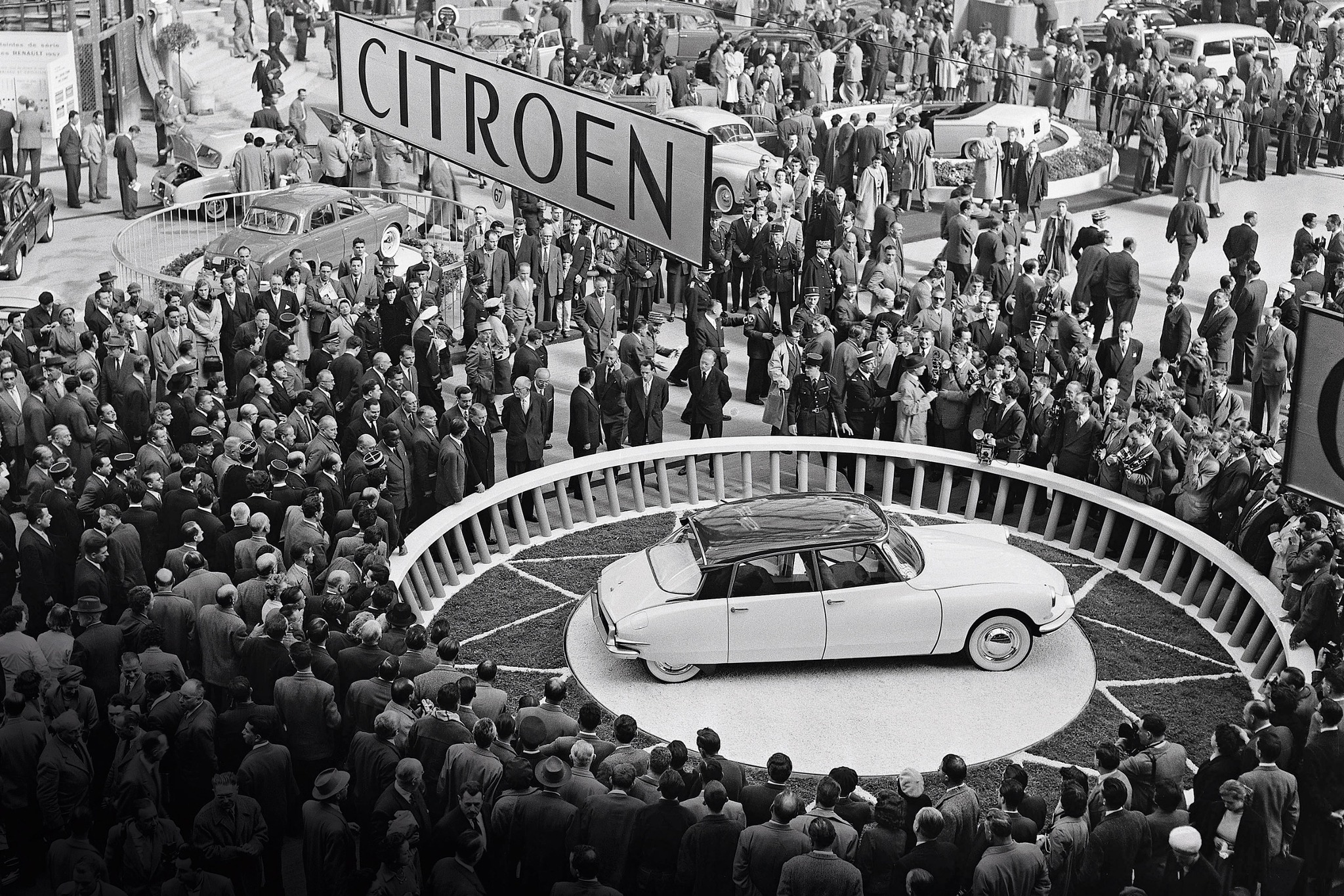 Citroën DS Paris Motor Show