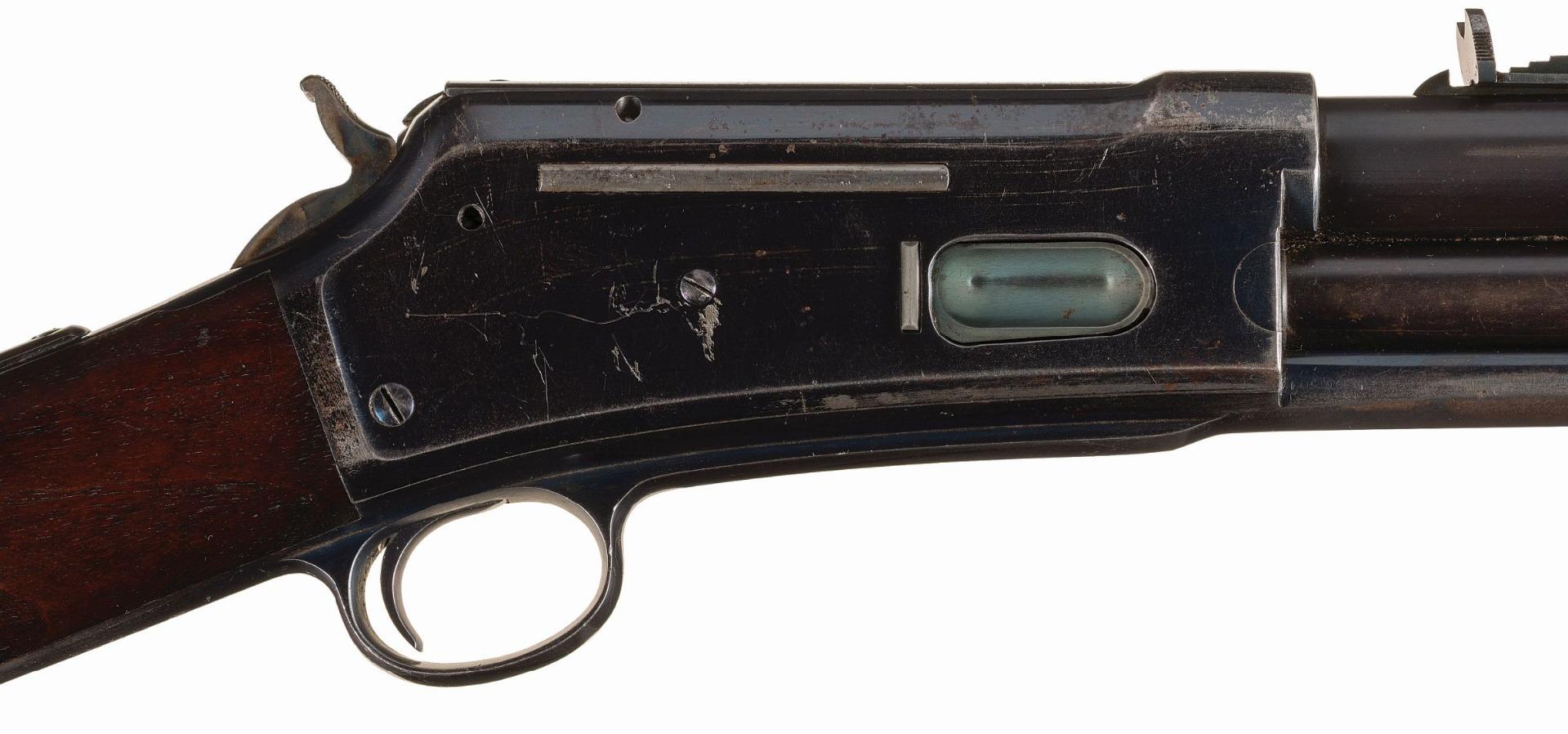 Colt Lightning Express large frame pump action rifle