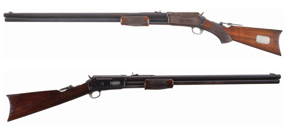 Colt Large Frame Express Lightning Rifles