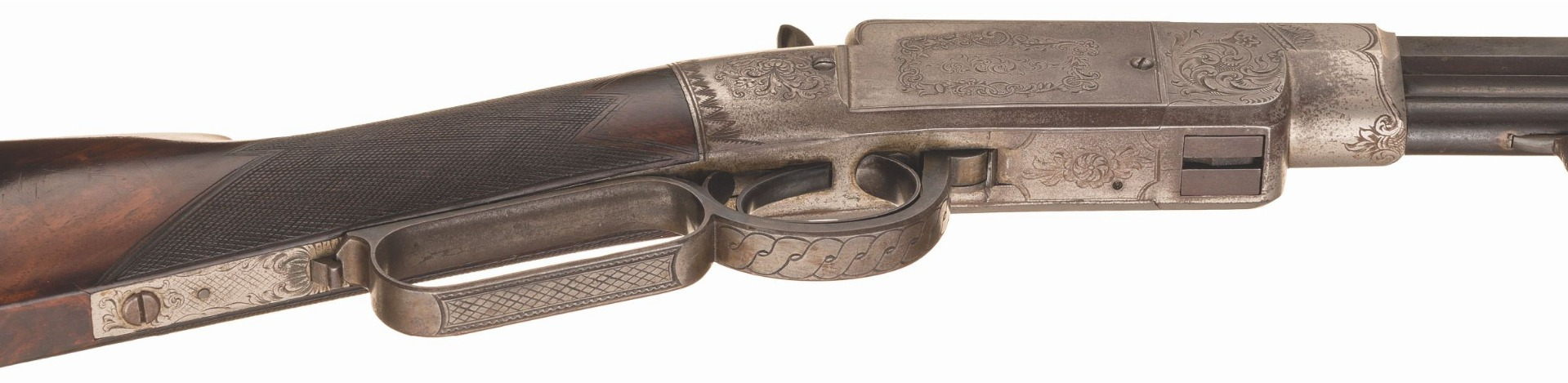 Smith & Wesson Prototype Lever Action Carbine