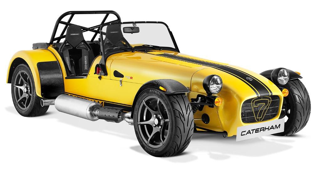 Caterham Seven sports car