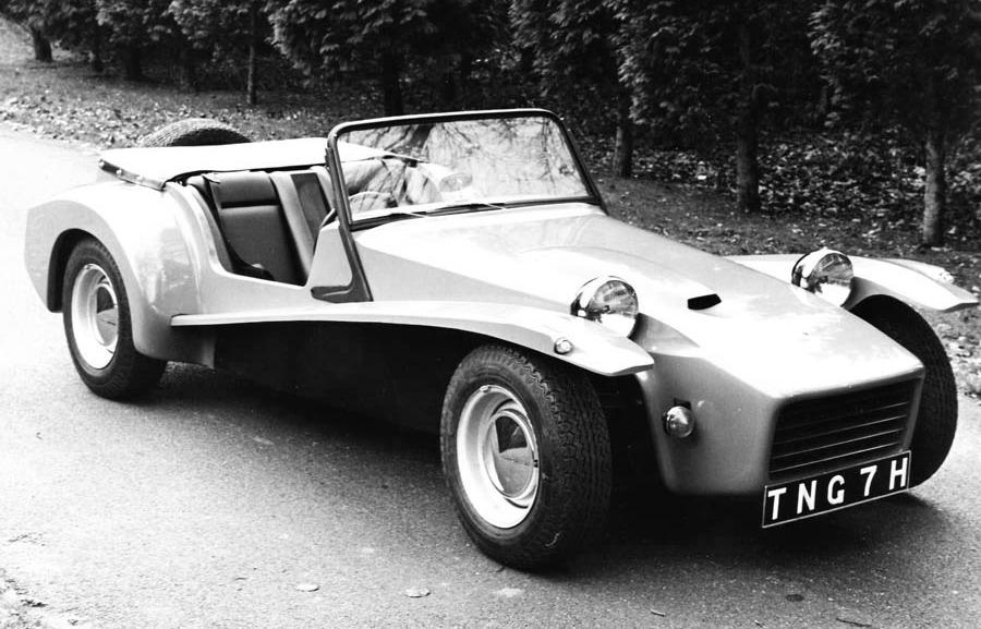 Lotus 7 Series Four