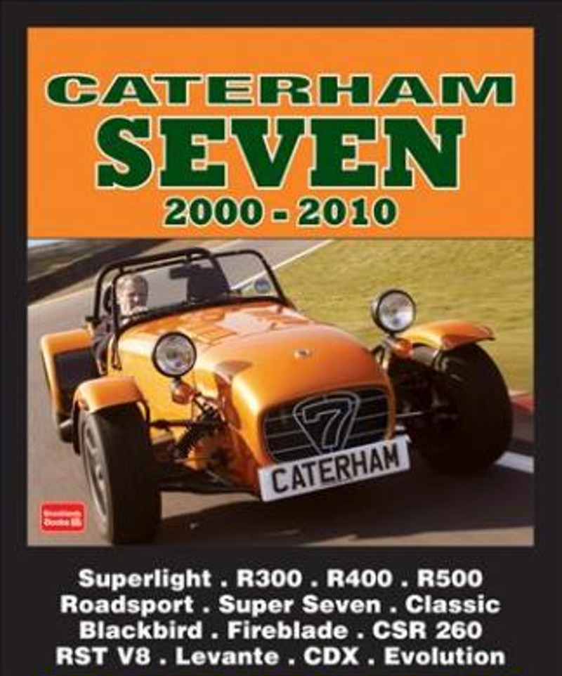 Caterham 7 models