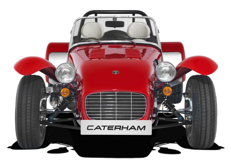 Caterham 7 Super Seven sports car