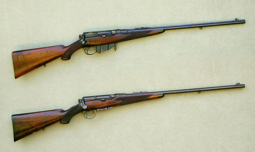 Lee Speed sporting rifles