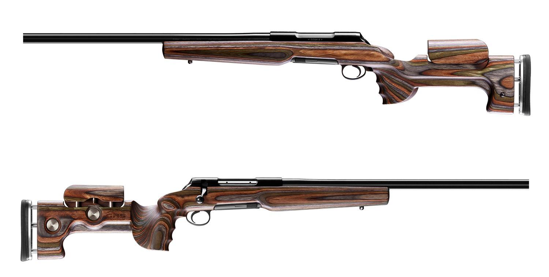 Rößler Titan target tactical rifle