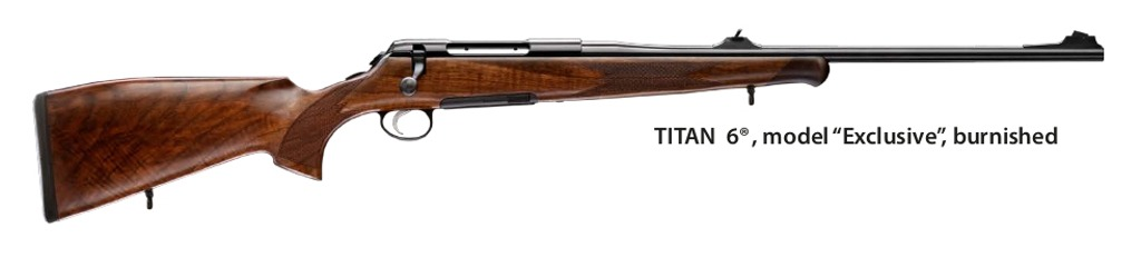 Rößler Titan sporting bolt action rifle
