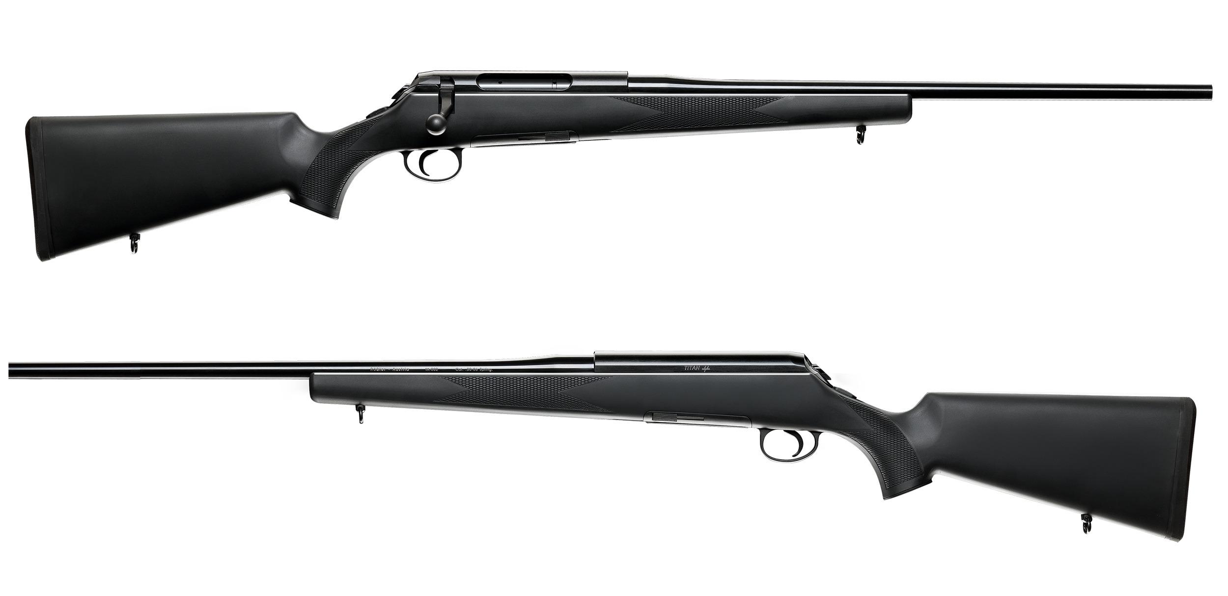Titanalpha sporing rifle