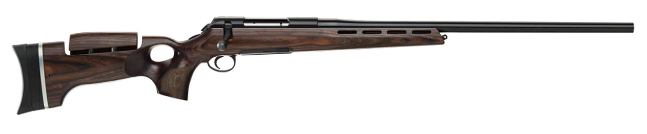 Titan Light Dark Brown rifle