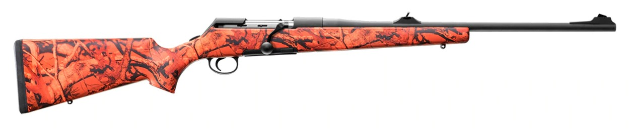 Titan rifle Allround orange camo
