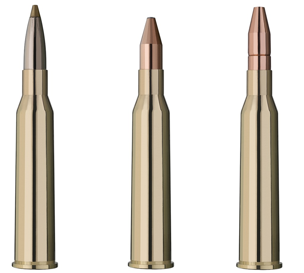 RWS sporting rifle cartridges