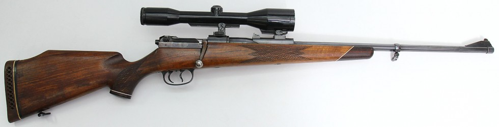 Mauser sporting rifle